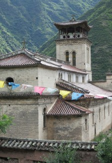 <b><p>Cizhong Church built in 1909.</b></p>