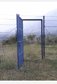<strong>1. Barbed Gateway: </strong><br>